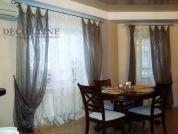 Шторы в классическом стиле для гостинной